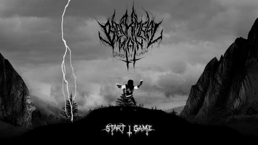 Black Metal Man 2 - Fjords Of Chaos Screenshot