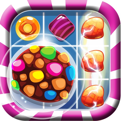 Candy Magic Bubble : Match Puzzle Adventure Game iOS App