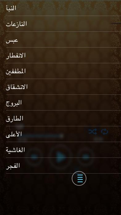 القرآن الكريم ـ ماهر المعيقلي ـ بدون نتلقطة شاشة2