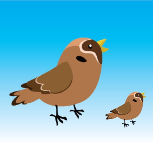 Bird Rescue - rescue a little bird iOS App