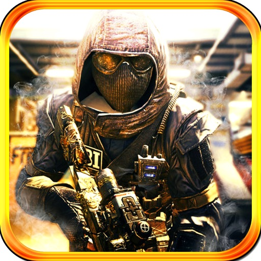 Elite Force SWAT Team Sniper Shooter: Contract Killer On Crime iOS App