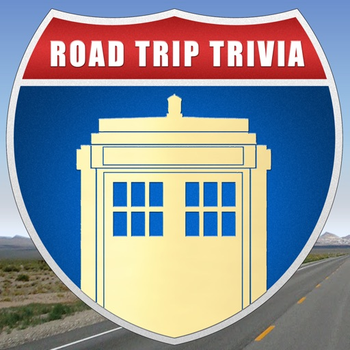 Road Trip Trivia: Doctor Who (Modern) Edition iOS App