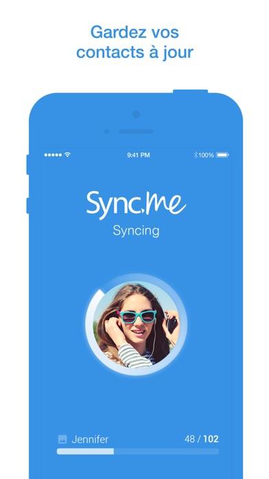Sync.ME - Know who's callingCapture d'écran de 4