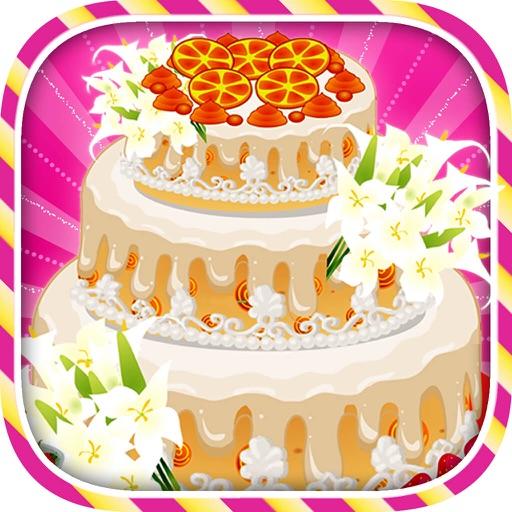 Princess Wedding Cake - Girl Games iOS App