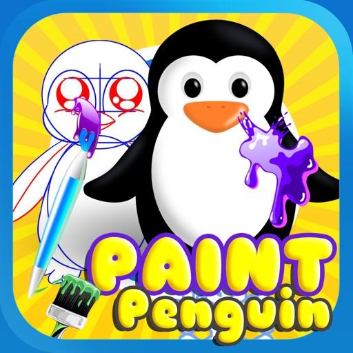 Paint Kids Pororo Edition iOS App