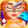 Pregnant Mommy's Doctor Surgery Simulator - My Newborn Baby Spa Salon Games FREE!
