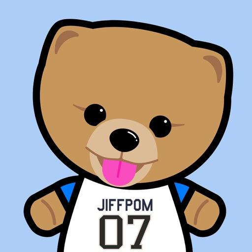 jiffpom with name wallpaper - photo #46