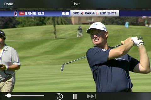 PGA TOUR LIVE screenshot 4