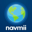 Navmii GPS Sweden: Navigation, Maps and Traffic (Navfree GPS) icon