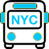 My NYC Next Bus Real Time - Public Transportation Directions and Trip Planner