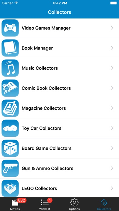 Movie Collector Manager And Inventory Database review screenshots