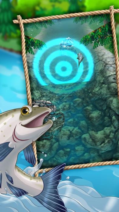 Salmon Race - Плывите и побеждайте! Screenshot