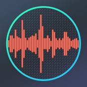 RecApp - The Most Advanced Free Voice Recorder for Recording Interviews, Lectures, Meetings, Keynotes and Songwriting icon