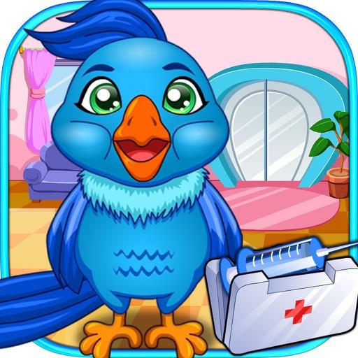 Bird Care - Bird Surgeon Simulator, Hospital & Clinic Doctor Free Game for kids iOS App