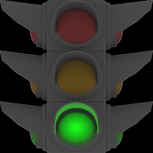 my first traffic light par illimita pty ltd. Black Bedroom Furniture Sets. Home Design Ideas