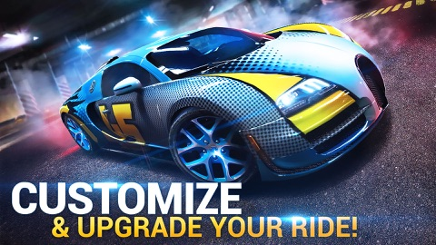 Screenshot #15 for Asphalt 8: Airborne