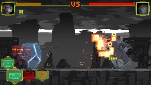 The Invade Screenshot
