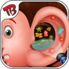 Ear surgery - Dr Care & Clean your Super Dirty Ear Its Fun treatment Game anatomy of ear