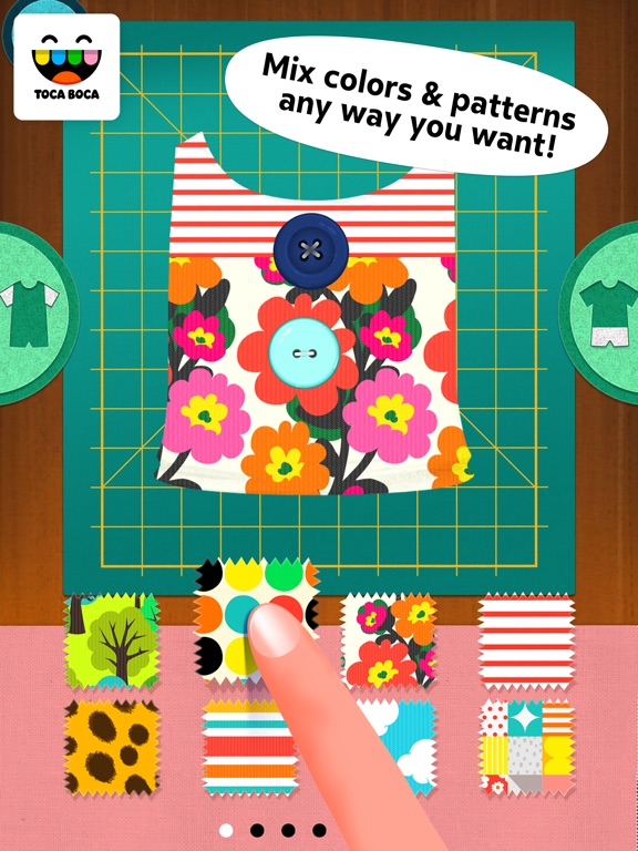Toca Tailor Screenshots