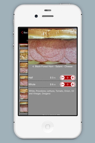 New York Sub Hub screenshot 3