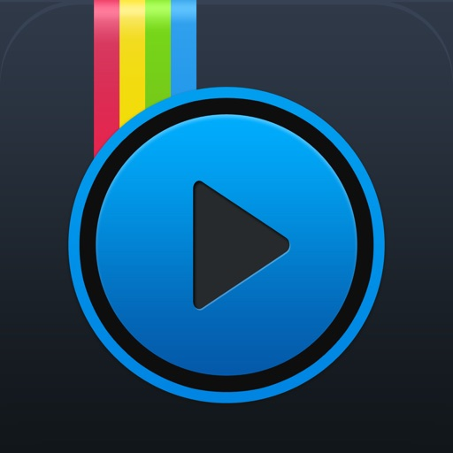 InstaVideo Pro – Video slideshows Maker with photos from Camera Roll or Instagram
