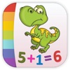 Dinosaurs - Color by Numbers icon