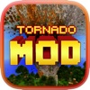 TORNADO MOD - Tornado Mod For Minecraft Game PC Pocket Guide Edition