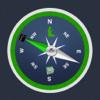 Qibla Compass & Prayer Times - (Salat Times, Islamic Compass - Ramadan 2016)