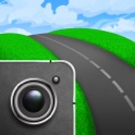 Car Camera Meteor: Free Dashcam, GPS Camera Recorder and Dashboard Camera icon
