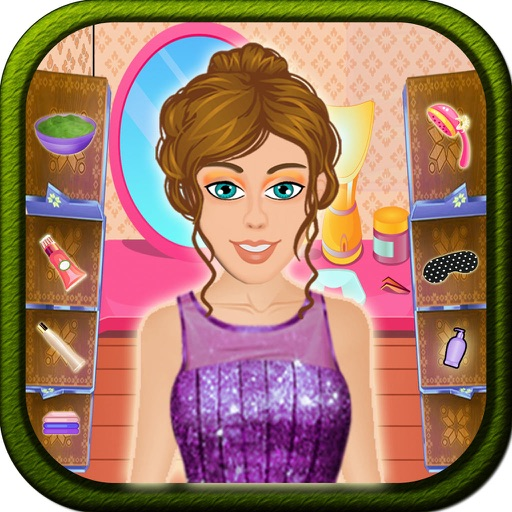 Sweety's Makeover - Life Style Makeup Salon Game iOS App