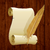 Writing App - Take Notes, Write your Novel or Short Story, be an Author and Writer