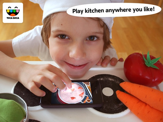 Screenshot #5 for Toca Kitchen Monsters