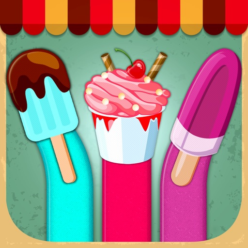 Ice Breaker : Connect the cool ice-cream link games free iOS App