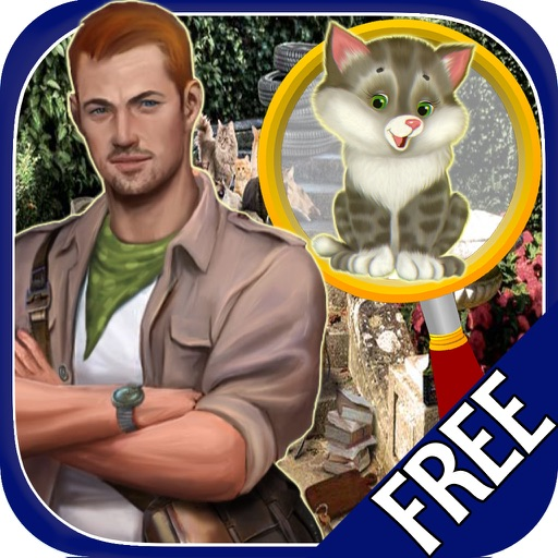 Free Hidden Objects:Pet Animal iOS App