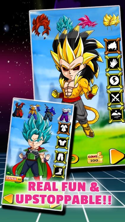 DBZ Goku Super Saiyan Creator - Dragon Ball Z Edition by An