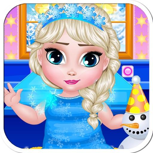 小公主苏菲亚宝贝 - 公主时尚一站式沙龙-女孩游戏