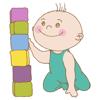 مجلة عالم الطفل - مشاكل البطن و النطق و النمو و العظام  و رعاية حديثي الولادة و تطور المهارات المختلفة للطفل