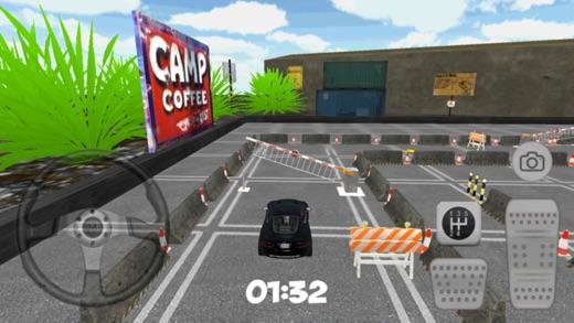 araba park etme oyunları - lüks araba park etme oyunu app store'da