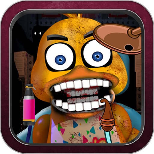 Dentist Game For Kids: Five Nights At Freddy´s Edition iOS App