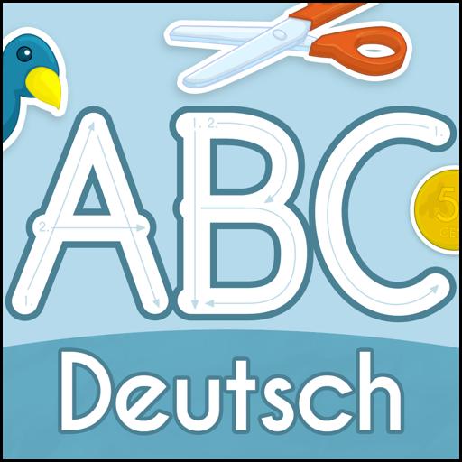 ABC StarterKit Deutsch - Buchstaben lesen & schreiben lernen