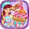 經營紙杯蛋糕店-美女模擬經營小遊戲-神馬遊戲