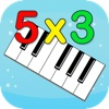 Math Music – Play Piano & Count icon