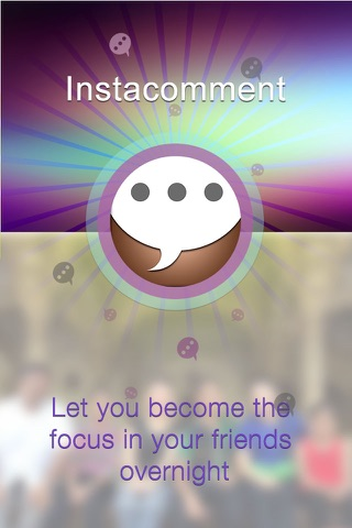 Comments for instagram-get free instacomments screenshot 1