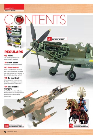 Airfix Model World screenshot 2