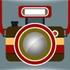 Vintage 8mm camera lab plus photo correction editor for smooth retro retouch & selfie picture recolour