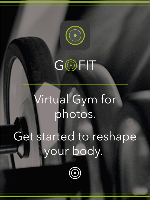 GOFIT: Body Selfie Photo Edit Screenshots
