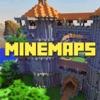 Download Best Maps for Minecraft PE MineMaps