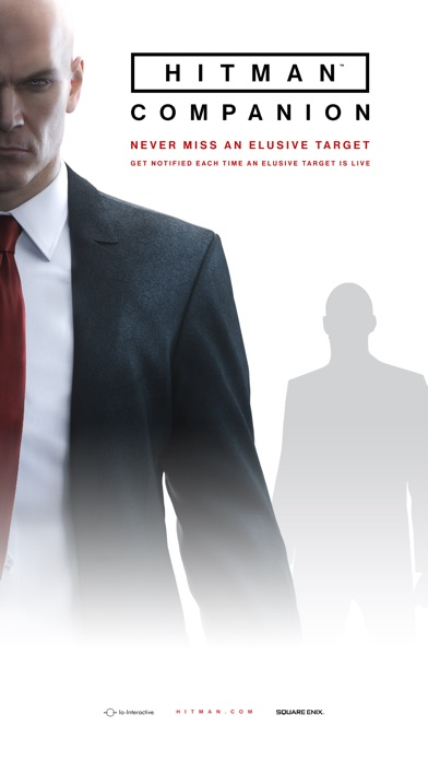 Screenshots of HITMAN™ Companion for iPhone