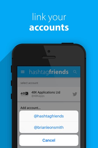 hashtagfriends screenshot 1