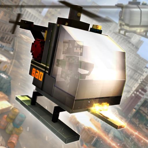 Copters Craft | майнкрафт вертолет симулятор игра PRO